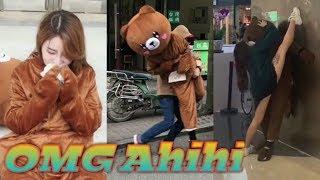 Video Gấu Lầy Phát Tờ Rơi 🐹🐹 #3 - Khi Gấu Lầy Bị Thả Thính Và Bắt Về Nhà Nuôi 😂😂   Tik Tok China MP3, 3GP, MP4, WEBM, AVI, FLV Maret 2019