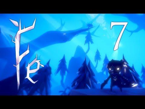 Fe - Прохождение игры на русском - Запись стрима от 16.02.18 [#7] | PC (видео)