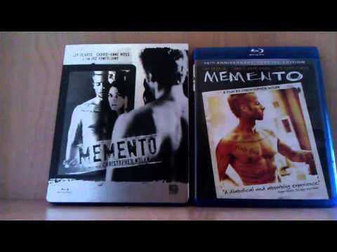HOME VIDEO #2 - Memento in Blu-ray