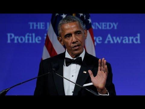 ΗΠΑ: O Ομπάμα κάλεσε το Κογκρέσο να δείξει πολιτικό θάρρος στηρίζοντας το Obamacare