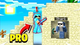 6 Ways To TROLL A Pro In MINECRAFT!