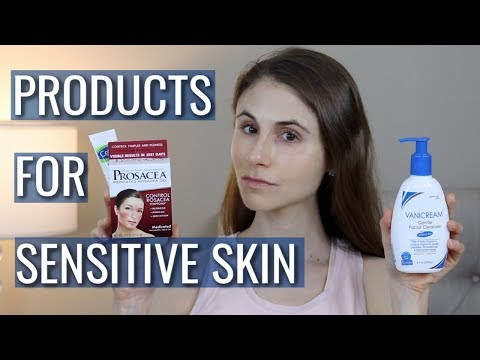 AFFORDABLE PRODUCTS FOR SENSITIVE SKIN & ROSACEA| DR DRAY