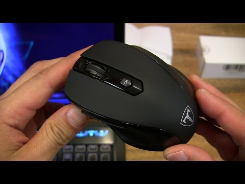 VicTsing 2.4Ghz 2400 DPI Wireless Mouse