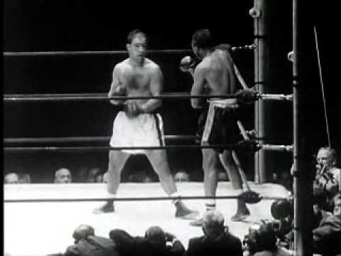 Rocky Marciano knocks out Archie Moore