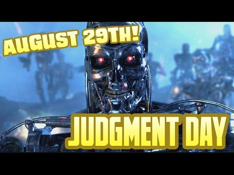 Nerd - August 29th, 1997 - the day Skynet became self-aware and blew up the planet. See more http://www.dorkly.com Geek out with us... FACEBOOK: http://www.facebook.com/dorkly TWITTER: http://www.twitt...