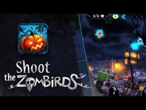 Shoot The Zombirds Trailer