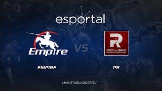 Empire vs PR, game 2