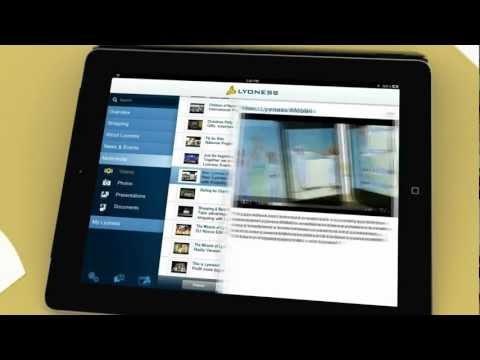 Lyoness iPad app.mp4