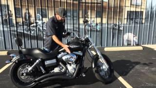2. 2009 Harley Davidson FXDB!