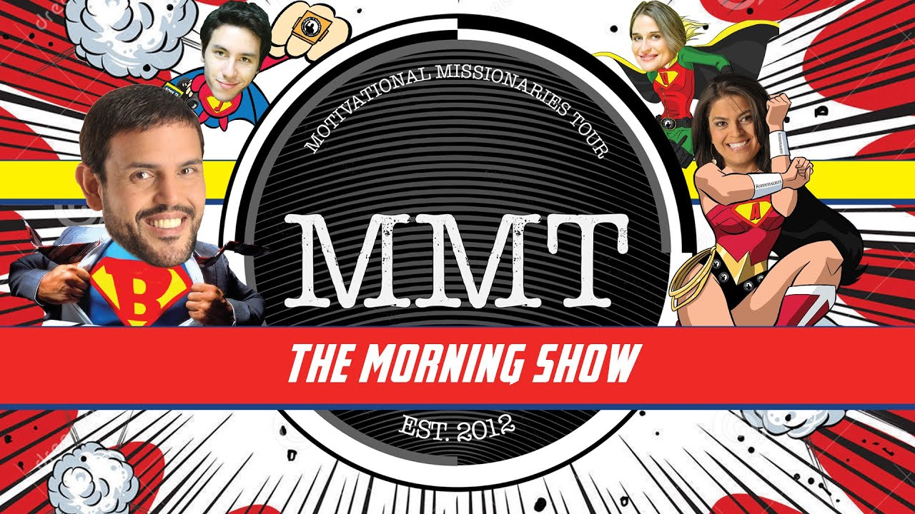 The Morning Show (MMT 2015 - May 7, 2015 Media Spot)
