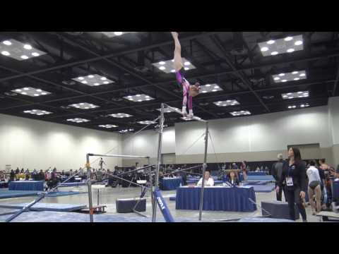 Ella Cesario. Legacy Elite 2017 JO Nationals 9.625