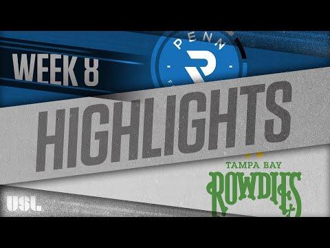 Харрисбург Сити - Tampa Bay 3:0. Видеообзор матча 05.05.2018. Видео голов и опасных моментов игры