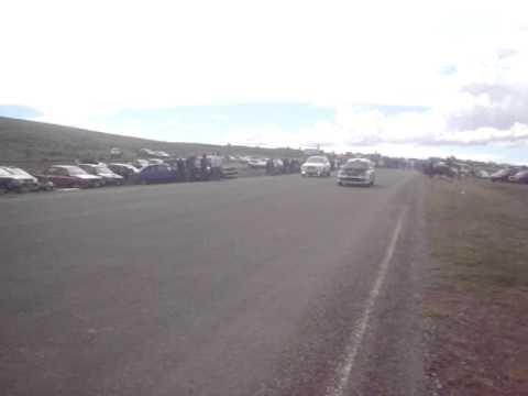 Carib vs BMW X3.avi (видео)