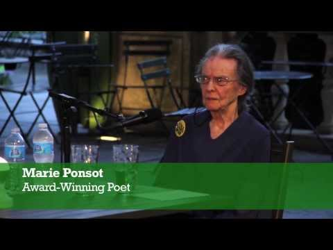 Bryant Park Reading Room: Tribute to Marie Ponsot