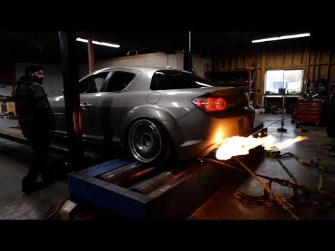 Hybrid Turbo Renesis Build  + Vargas Flame Tune??