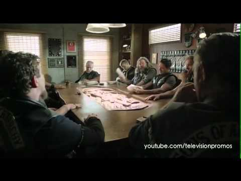 Sons of Anarchy Season 4 (Promo 'The Boys Are Back')