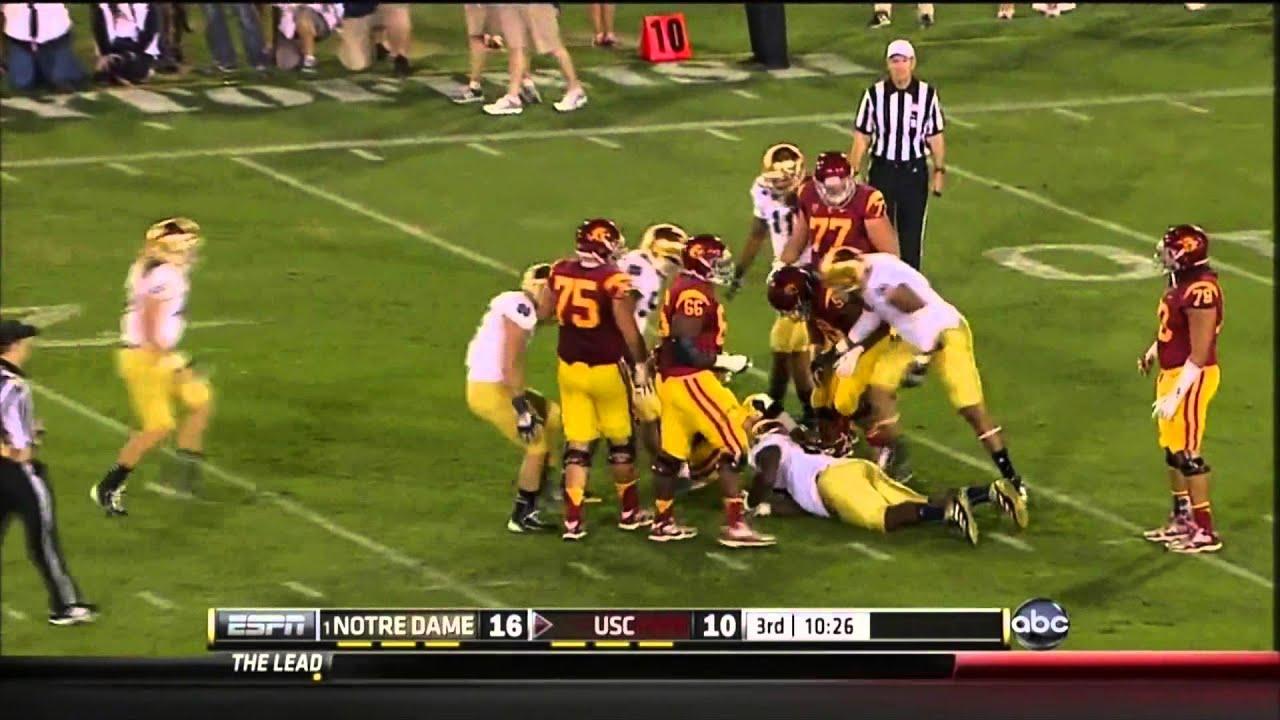 Kapron Lewis-Moore vs USC (2012)
