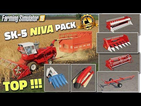 SK-5 NIVA PACK v1.0.0.0