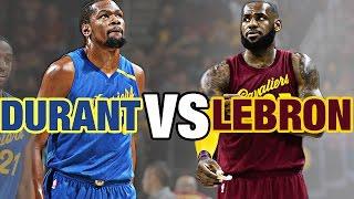 Video LeBron James VS Kevin Durant Epic Christmas Day Duel   |  12.25.16 MP3, 3GP, MP4, WEBM, AVI, FLV September 2018