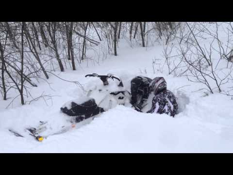 Секс на снегоходе 16 фотография