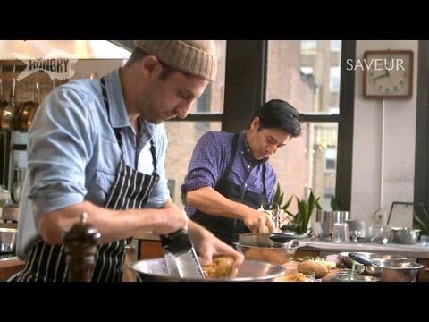 Latke Cooking Competition - Dueling Dishes