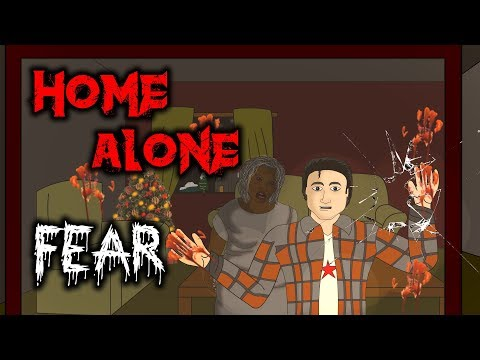 3 True Disturbing Home Alone Scary Horror Stories (Animated in Hindi)