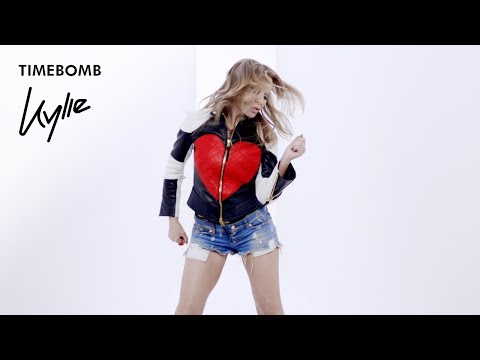 Tekst piosenki Kylie Minogue - Timebomb po polsku