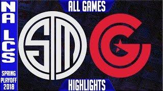 Video TSM vs CG Playoffs Highlights ALL GAMES | NA LCS Quarterfinals Spring Team Solomid vs Clutch Gaming MP3, 3GP, MP4, WEBM, AVI, FLV Agustus 2018