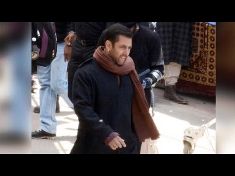 Salman Khan Resumes Shoot For Bajrangi Bhaijaan Af