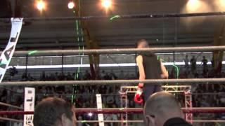 Pamiers France  City pictures : Championnat de France juniors de boxe française salle de la Rijole Pamiers Ariège (09)
