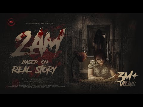 2am - Based on a True Incident - Horror Short Film - English subtitle available