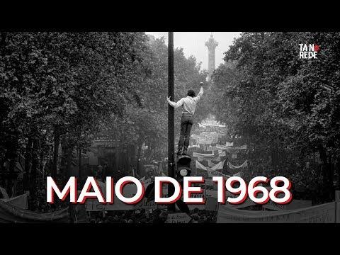 TÁ NA REDE |  MAIO DE 68: TÁ NA REDE |  MAIO DE 68