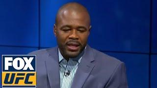 Rashad Evans talks UFC 205, Conor McGregor - TUF Talk by UFC on Fox