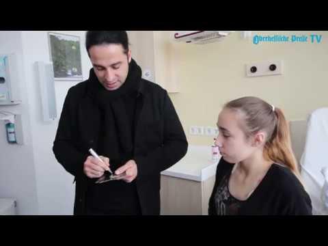 Comedian Bülent Ceylan am Kinderklinikradio MfK-Büli  ...