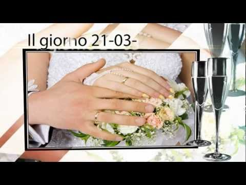 Inviti Matrimonio DVD due Marketing ISA