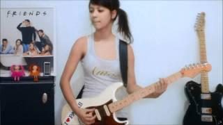 Video Juliana Vieira: Smoke on the water  w/ SOLO (Cover) MP3, 3GP, MP4, WEBM, AVI, FLV Juli 2018