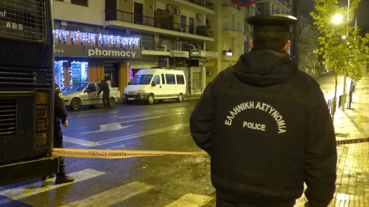 Ισχυρή έκρηξη βόμβας τα ξημερώματα στο Εφετείο Αθηνών
