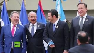 Centroamérica cierra cumbre de ausencias con la promesa de renovar FRONTERAS