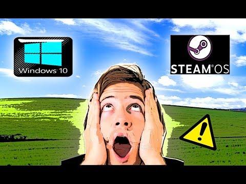 Windows 10 vs Linux; SteamOS (Final inesperado) CSGO 2/2