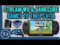 Stream GameCube & Wii Games To PS Vita! (Dolphin & Moonlight)
