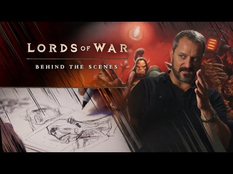 scenes - Blizzard Senior Illustrator Laurel Austin provides a behind the scenes look at the process that brought the unique animated style of the Lords of War series to life. Take your place on the...