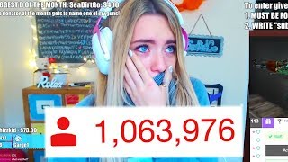 I Raided Twitch Streamers With 1 MILLION Viewers..