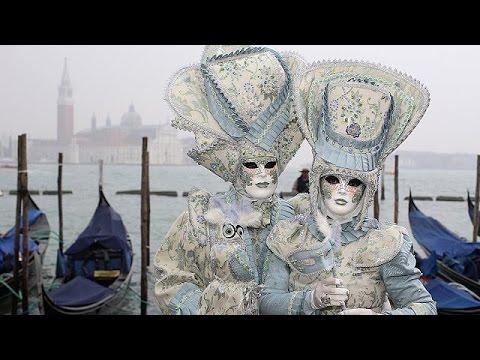 Βενετία: Κορυφώνεται το καρναβάλι