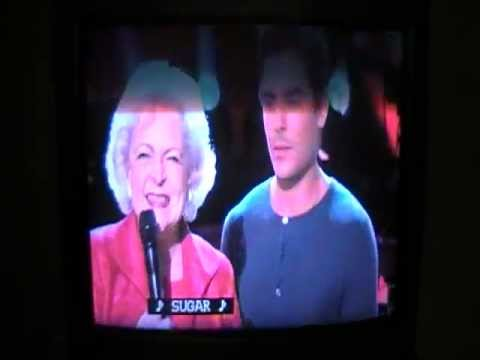 Zac Efron And Betty White In The Voice For The Lorax Movie!