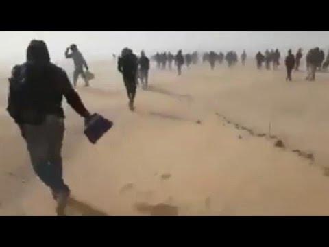 Εγκαταλείπουν τους μετανάστες στην «κόλαση» της Σαχάρας …