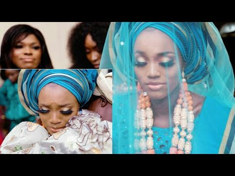 Actress Bukunmi Oluwasina In Tears As She Clears The Air On Her Secret Wedding