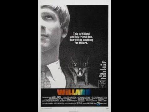Willard (1971) - Trailer HD 1080p
