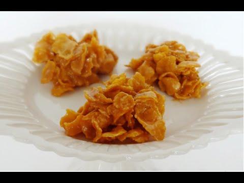 video ricetta: le rose del deserto, biscotti buonissimi