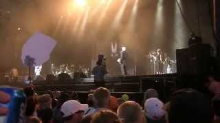 """OutKast @ Lollapalooza- Show Intro and """"B.O.B."""" (HD) Live on August 2, 2014"""