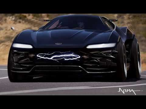 Ford  Ford Mad Max Concept
